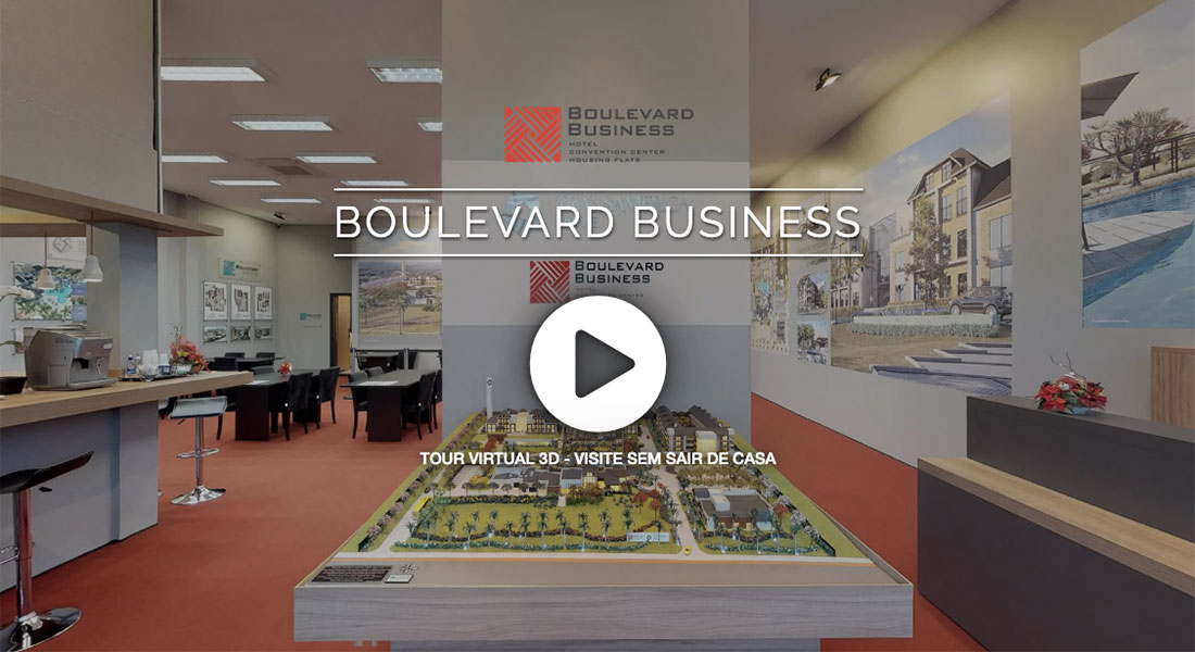 Boulevard Business - Tour Virtual em 3D